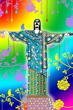 Hippie-man