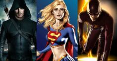 'Supergirl' TV Show May Crossover with 'Arrow' and 'The Flash' -- 'Supergirl' co-creator Greg Berlanti teases crossovers with 'Arrow' and 'The Flash', despite the shows airing on different networks. -- http://www.tvweb.com/news/supergirl-tv-show-flash-arrow-crossover-episode