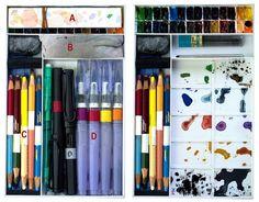 Art Tools of Jorge Royan   Parka Blogs