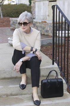 dynamic duo | Style at a Certain Age