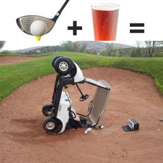 Certain things just go together like peanut butter and jelly or beer and golf.  Find the perfect pairing of craft beers and good golfing in this great article: http://www.golfdiscount.com/blogs/golf-beer-pairing  Golf + Beer =