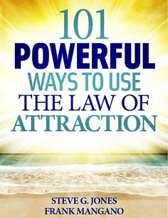 Do you wonder why certain problems may exist in your life? Visit now to get immediate access to the 101 Powerful Ways To Use The Law Of Attraction Ebook to answer your questions.