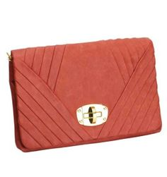 Urban Expressions Lilly Clutch in Rust