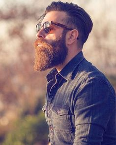 5 Simple Steps to get ready for Bearded Look