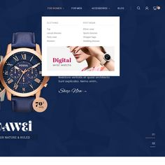 Check out our new Prestashop Watch/Jewelry Store Theme:https://goo.gl/G6ojZP------watch Store Prestashop Responsive Theme is designed for Watch, Jewelry, Women, Fashion, Accessories, Apparels, Gift, minimal and multi purpose stores. Watch Store is look…