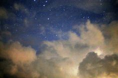 photography clouds give way to stars - Google Search