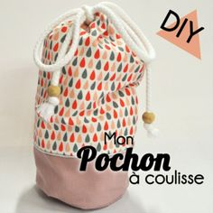 Arrow Workshop vous propose un nouveau petit DIY. A retrouver sur notre site… Diy Couture, Couture Sewing, Crafty Projects, Sewing Projects, Diy Tote Bag, Creation Couture, Schneider, Sewing Accessories, Purses And Bags