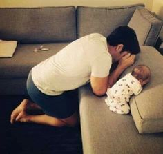Prayer - One of the cutest pictures I've ever seen!