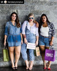 Nuestras maravillosas #ChicasFPV e integrantes y profesoras de @thefashioncurves Academy en su nueva campaña para @tiendasnylonplus.  #Repost @tiendasnylonplus with @repostapp  Look Saturday  Foto: @bautedanielfoto  Modelos: @choselyn  @cindycgonzalez @ari_topsize  Outfit: @tiendasnylonplus -------------------------------------------- #fashion #tiendasnylon #plus #plussize #nylonplus #plusbeauty #plussize #nylonplus #sizeplusmodel #dress #outfit #outfitoftheday #style #chic #tiendasnylon…