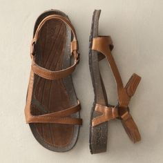 Teva Cabrillo Sandals in tan