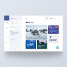Source by dainisvaltas Dashboard Design, Web Dashboard, Web Ui Design, Logo Design, Ui Web, Web Design Trends, Web Design Company, Responsive Web, Design Design