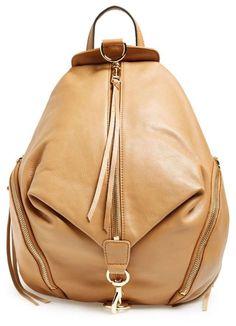 d4cc982b22dd Rebecca Minkoff Julian Backpack purse Fatigue New  295
