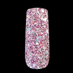 Purple Silver Glitter Mix Size Nail Art Glitter Powder Brilliant UV Nail Glitter Powder Mix Color Red Acrylic 3D Dust 264