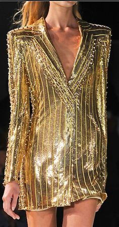 Versace Atelier at Couture Spring 2013 - Details Runway Photos
