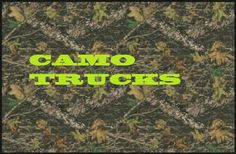 CAMO TRUCKS Camo Truck Accessories, Trucks, Blame, Roots, Ideas, Truck, Thoughts