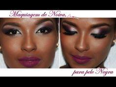 Maquiagem Para Pele Negra/Morena - As Melhores Dicas e Truques - YouTube