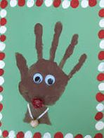 children's christmas cards to make - Google Search