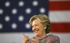 Hillary Clinton Distantly Related To French President, Claims Book