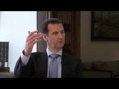 President Assad's interview with France 2