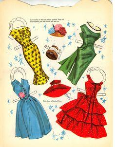 Saalfield Star Bright, 1960