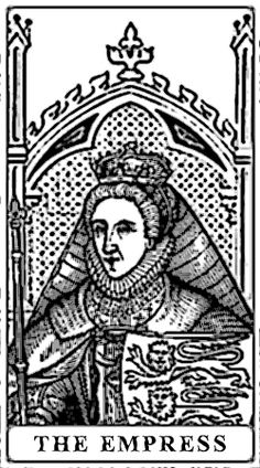 """Tarot card """"The Empress"""""""