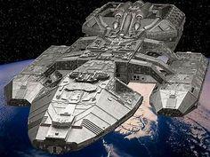 Image result for Battlestar Galactica Ship Plans