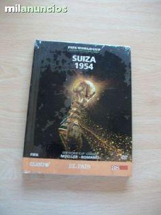 Vendo dvd del Mundial de fútbol de Suiza 1954. Campeón Alemania. Anuncio y más fotos aquí: http://www.milanuncios.com/peliculas-en-dvd/coleccion-mundiales-fifa-127656245.htm