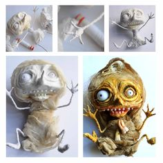 Stefano Bessoni, the art of stop motion