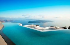 Make waves with waterfalls, fountains and slides in these top 75 best swimming pool designs. Explore the coolest backyard home pool ideas ever. Hotel Swimming Pool, Swimming Pool Landscaping, Cool Swimming Pools, Hotel Pool, Swimming Pool Designs, Lap Pools, Indoor Pools, Backyard Pools, Pool Decks