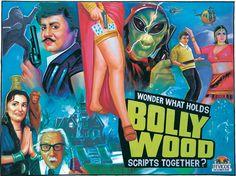 BOLLYWOOD ART by shruti nayak sharma at Coroflot.com