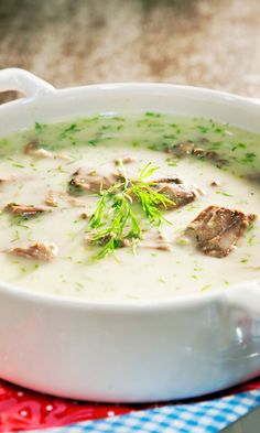 Tilliliha | Maku Cheeseburger Chowder, Food And Drink, Soup, Eat, Ethnic Recipes, Drinks, Drinking, Beverages, Drink