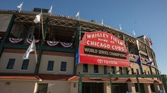 Welcome to the new (and improved?) Wrigley: Banner raising starts next Cubs era - Chicago Cubs Blog- ESPN