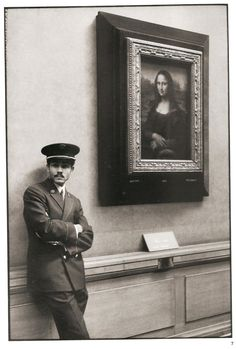 Alecio de Andrade | Musée du Louvre, Paris, 1970