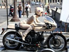 Checklist: Kiera Knightly Radical Ducati What more could you possibly want?