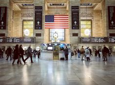 Grand Central - 100 Years by RomanK Photography, via Flickr