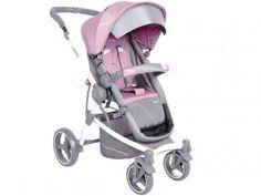 Carrinho de Bebê Passeio Kiddo Aspen Reclinável - 3 Posições para crianças até 15kg