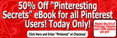 Colby Almond's Pinterest book