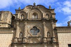 Cajamarca: Iglesia de Belén