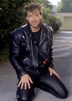 Leather Fashion, Leather Men, Leather Pants, Martin Kemp, New Romantics, Special Girl, Famous Men, Sexy Men, Sexy Guys