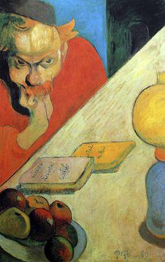 Paul Gauguin - Post Impressionism - Meyer de Haan - 1889