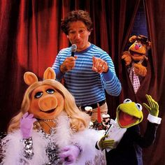 ROBIN WILLIAMS AND MY FAVORITE GANG.