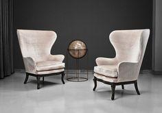 Highland Wingback Chair Lawson-Fenning