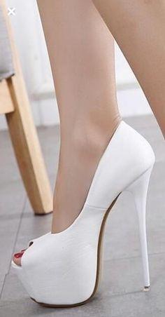 Extreme High Heels, Sexy High Heels, Classy Heels, Stiletto Pumps, Stilettos, Walking In Heels, Platform Shoes Heels, Killer Heels, Wedding Heels