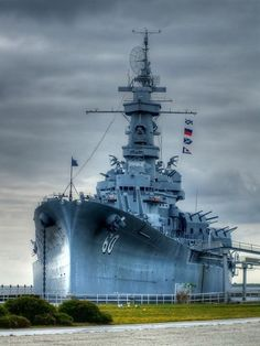 USS Alabama -- Mobile Bay