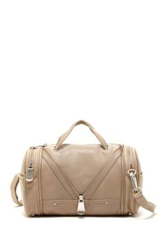 Marc New York Lola Leather Satchel Bag by Handbags For Every Occasion on @HauteLook