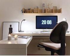 Det er så koselig på kontoret hos @by_tine_home