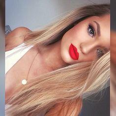 Spicy liquid lipstick @rhaeaestelle  #anastasiabeverlyhills #liquidlips