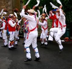 Morris dancing can be found in many parts of England but it is in the Cotswold that it is particularly associated and where it can be seen at its most developed. Morris Dancing, Kinds Of Dance, English Village, May Days, Beltane, Culture, Britain, United Kingdom, England