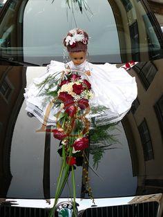 svatební výzdoba na auto - Hledat Googlem