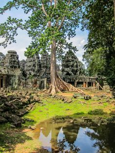 Banteay Kdei, Temples of Angkor | The Blonde Abroad